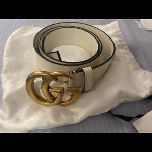 Gucci GG Womens belt